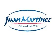 Logo Juan Martínez lechería de Mayorga