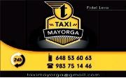 Logo Taxi Mayorga