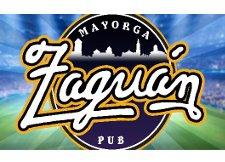 Logo Pub Zaguán Mayorga