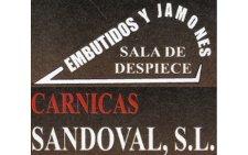 Logo Carniceria Sandoval