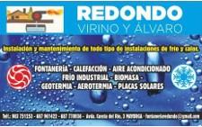 Logo Virino y Alvaro Redondo